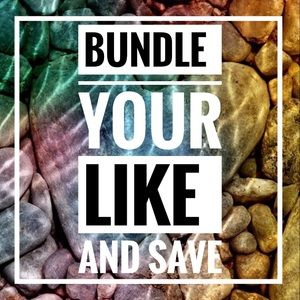 Bundle your Like and Save!!